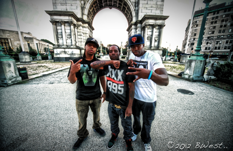 LEP Bogus Boys WinkLoc Grand Army Plaza Brooklyn New York